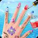 Fashion Cute Nail Design Polish Games