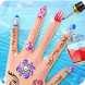 Fashion Cute Nail Design Polish Games by Mao Apps Sim Studio