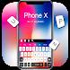Keyboard for Phone X by Yum Keyboard Theme