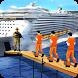 Prisoner Transporter Ship by AbsoMech