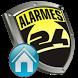 Alarmes 24 Home