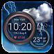 Weather Widget with Alarm Clock