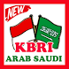 KBRI Arab Saudi by Jebag Studio