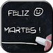 Feliz Martes by Pazos Apps 2017