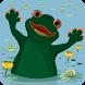 Fast Frog Jumper by ArmoredUnicorn