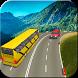Hill Coach Bus Simulator : Winter Tour Mad Drive