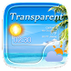 Transparent GO Weather Widgets