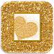 Gold Glitter Wallpapers by Wallpapers MelNej Apps