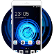 Theme for Karbonn K9 Smart HD: Next Tech Wallpaper