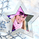 Winter Photo Frames by Cool Photo Frames