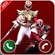 Call from Power-Ranger Force - Fake Call
