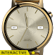 Watch Face: Executive Gold by osthoro