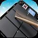 Electric Drum Pad Simulator : Real Drum Pad