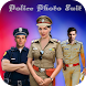 Police Photo Suit by Unique Photo App