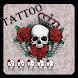 Skull Tattoo Keyboard Theme by Echo Keyboard Theme