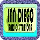 San Diego Radio Stations by Tom Wilson Dev