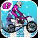 Climbing MotoCross Mayhem Race by AppLion