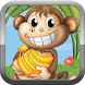 fruity monkey super banana by APPSTOP