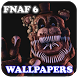 Freddy's 6 Twisted Wallpapers by Cold Coffee