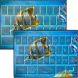 Fish Keyboard Theme by Lock Apps
