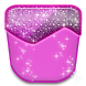 THEME - Glitter Purple by SCSCreations