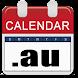 Australia Calendar 2016 by kokchoon.com