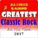 Greatest Classic Rock Songs by MASTER LYRICS