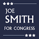 Joe Smith for Congress by Summit Political Apps