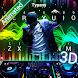 DJ Waves 3D Theme&Emoji Keyboard