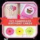 DIY Handmade Birthday Cards by Kamugy Apps
