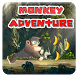 Monkey Adventure by SamWork Apps