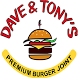 Dave and Tony's by MenuDrive