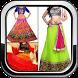 Chaniya Choli Traditional Navratri Indian Women HD by Ocean Grampus Apps