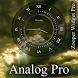 Analog Pro - Zooper Widget Pro by M. Scott