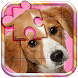 Cute Dogs Jigsaw Puzzle Game by Trendy App Mania