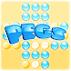 Pegs Puzzle by Agile Fusion Studios