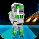 Cube Galaxy Wars: Battlefield by GamesArcade