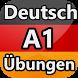 German grammar Exercises A1 by Deutsche Übungen