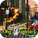 Guia for King of Fighters 98 by kikakam26