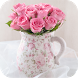 Pink Flower Live Wallpaper by TinhRanh