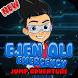 Super Ejen Ali Adventure: Emergency Jump by UVO Studio