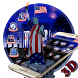 Freedom American 3D Launcher by Launcher Design