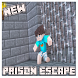 Map Prison Escape For McPE by MartikModsInc