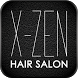 X-zen Hair salon by Clicktroy