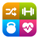 RWG - Weight & Cardio Training by Cook Applications - Workouts, Health and Utility