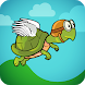 Turtle Takeoff - FREE by Ranju Eshwar