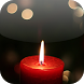 Real Candle HD Live Wallpaper by MobDevz
