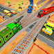 Railroad Crossing Train Games by Redcorner Games