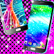 Neon colors live wallpaper by High quality live wallpapers