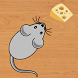 Mouse and cheese by Dmitsoft